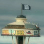 Pearl Jam flag raised on Space Needle as iconic band announces Seattle concerts