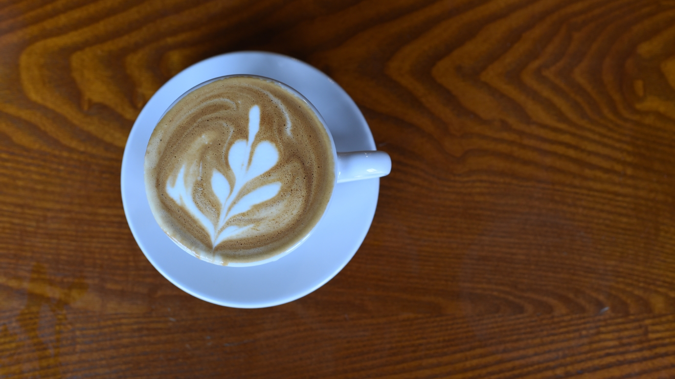 Our other second favorite latte was at Victorola Coffee on Capitol Hill. Honestly it was really hard to judge between Victorola and Preserve & Gather. Both provided lattes which were near perfection. Victorola Coffee's latte had a nice strong flavor and was extra frothy. It was smooth but there was something about Preserve and Gather that just nudged it a notch above Victorola's drink. (Image: Rebecca Mongrain/Seattle Refined)