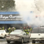 Investigators try to determine cause of business fire in South Bend