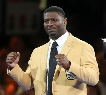 new style 4b17c 6dc56 Members of football Hall of Fame champion their causes   KOCB
