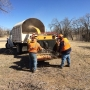 Ice Storm cleanup efforts continue in Hutchinson County