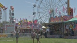 Opening day of the Shasta District Fair