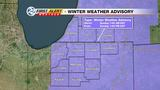 WSBT 22 First Alert Weather: Winter Weather Advisory in effect