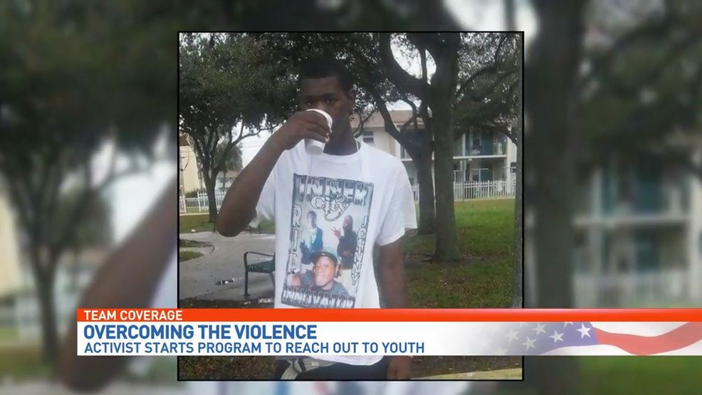 Community Mourns After Yet Another Shooting In West Palm Beach Wpec