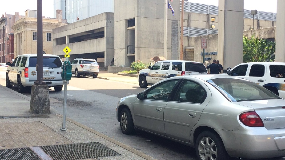 Inmate incident at Hamilton County Jail | WTVC