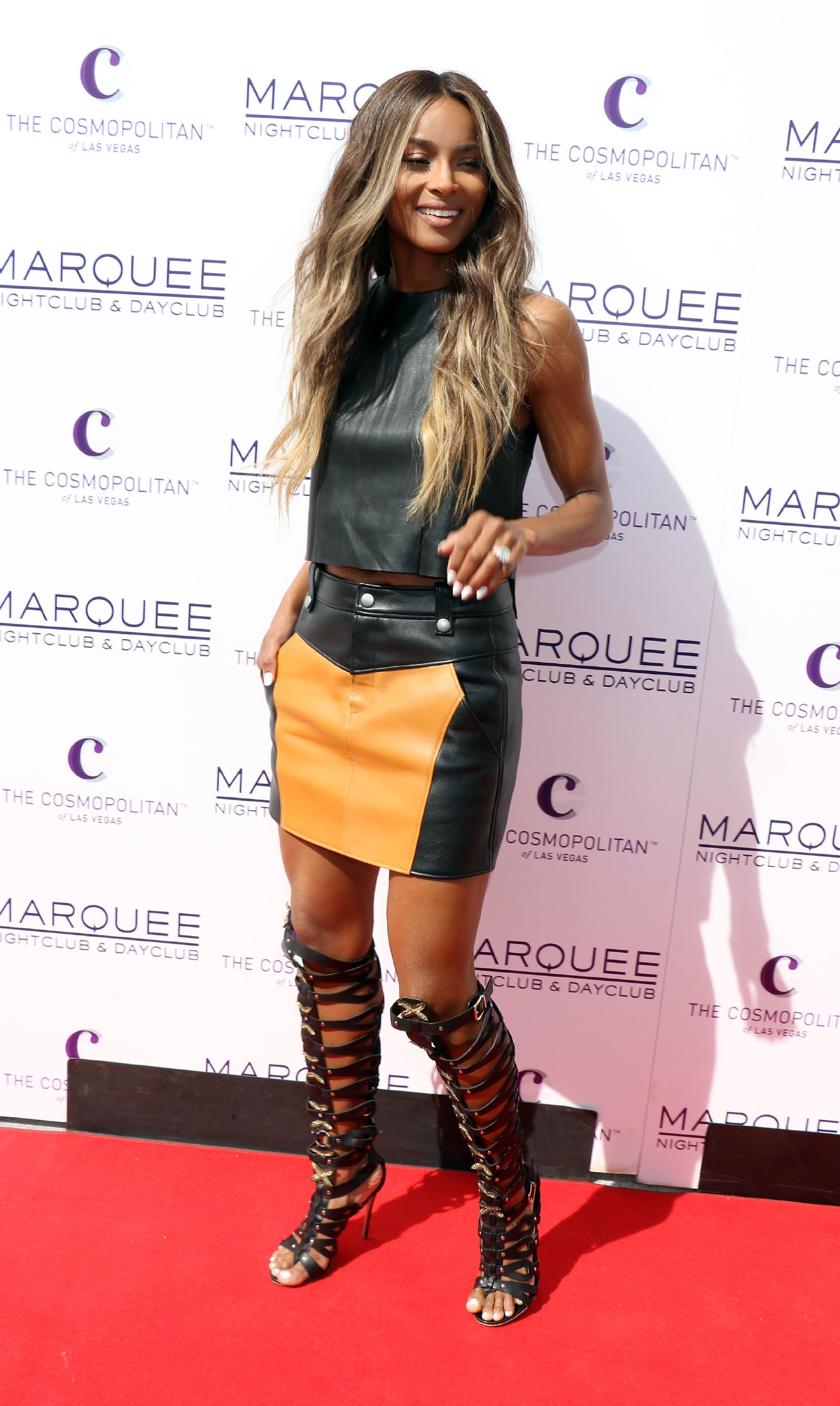 Marquee Dayclub Season Grand Opening With Dash Berlin and Special Performance by Ciara.  Featuring: Ciara Where: Las Vegas, Nevada, United States When: 19 Mar 2016 Credit: DJDM/WENN.com