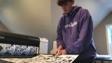 Ore. teen runs million-dollar business selling custom designed socks