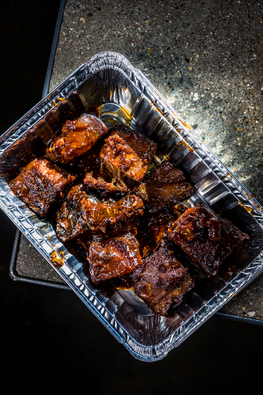 Burnt ends / Image: Catherine Viox{ }// Published: 6.17.20