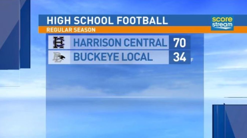 10.27.17: Harrison Central at Buckeye Local