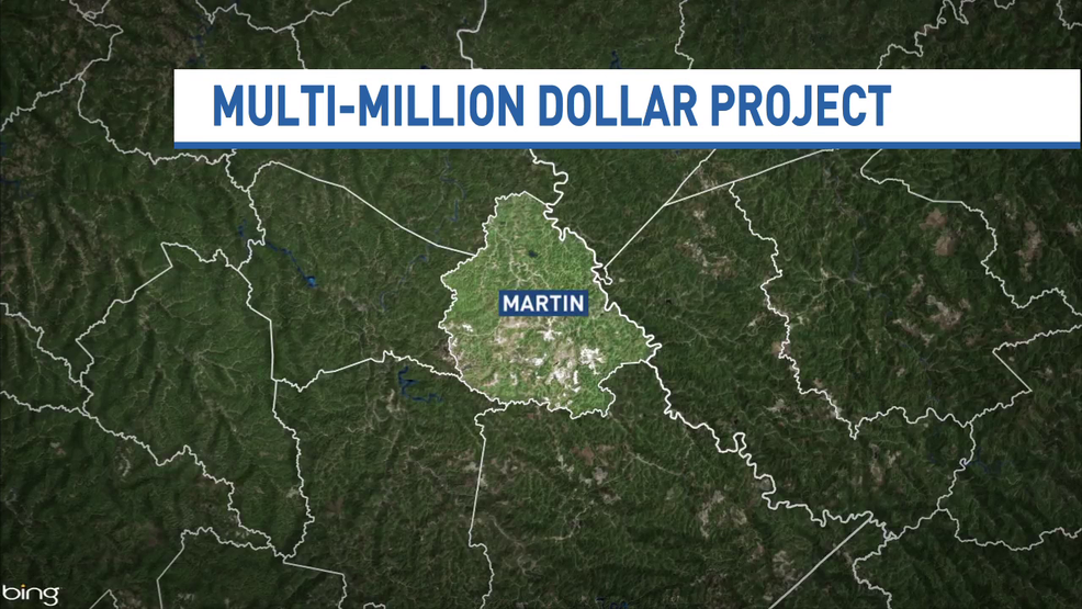 Kentucky leaders announce project to repair Martin County ...