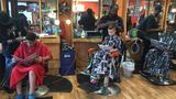 Reading plus haircuts gets kids ready to go back to school