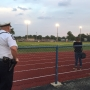 Security beefed up at high school football game after drive-by near field