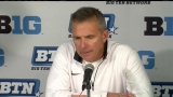 TFF: Urban Meyer reacts to OSU's upset loss at Penn State