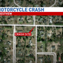 Motorcyclist dies following Crestview collision
