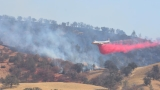 Range Fire burning 518 acres, containment holding at 85 percent