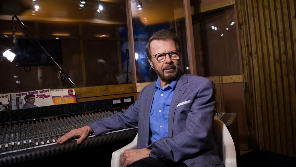 ABBA's Björn Ulvaeus pens support for Day of the Girl Child