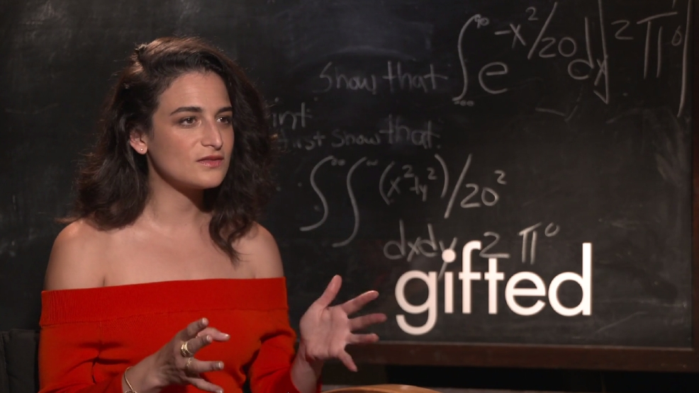 Jenny Slate steps out of her comfort zone in 'Gifted'