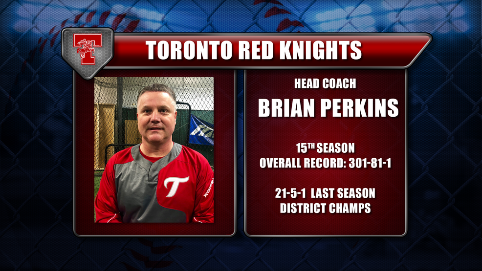 2019 High school baseball preview - Toronto Red Knights
