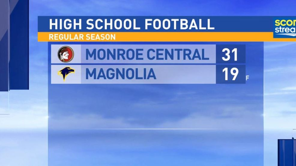 9.29.17 Highlights: Monroe Central at Magnolia