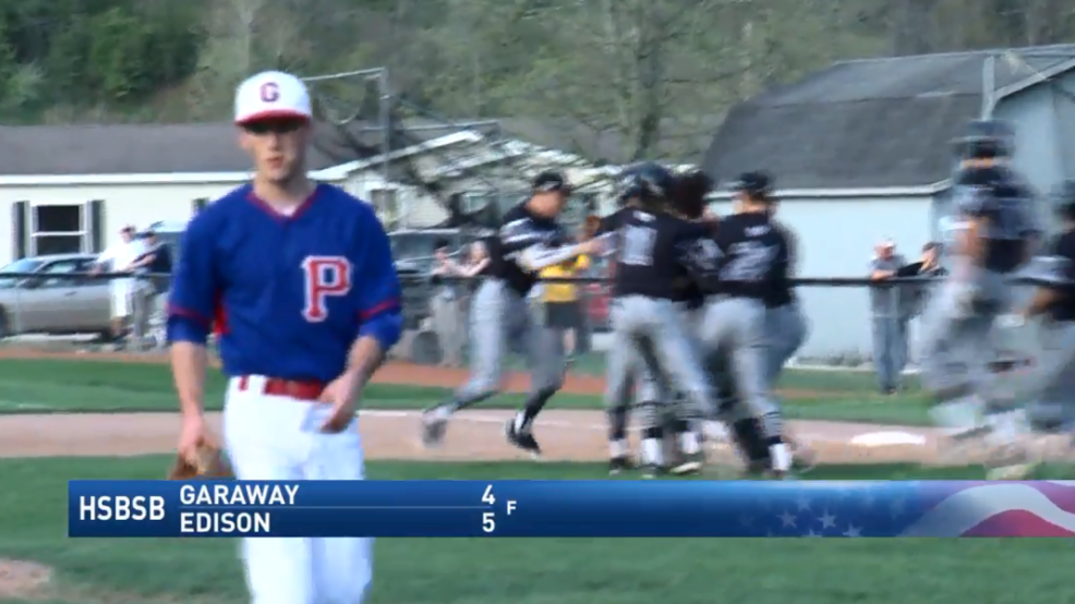 5.8.18 Highlights - Edison vs Garaway - baseball sectional final