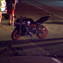 Motorcycle rider injured in accident on I-75 ramp