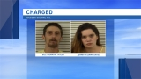 Couple charged with severe beating of 7-week-old baby