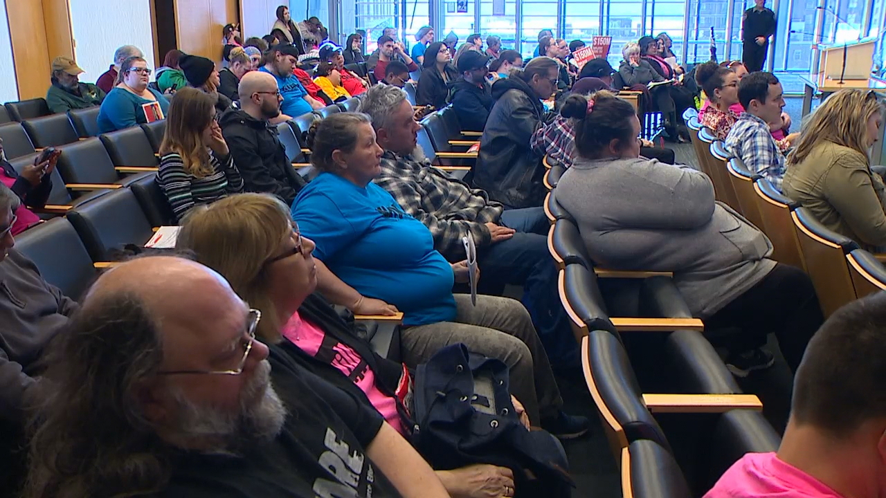 "The Progressive Revenue Task Force recommended the City of Seattle pass legislation this year to generate $150 million per year in new progressive revenue, including $75 million dollars from an Employee Hours Tax or ""head"" tax. Part of the money generated would go towards affordable housing programs and to fight the homeless crisis. (Photo: KOMO News){ }"