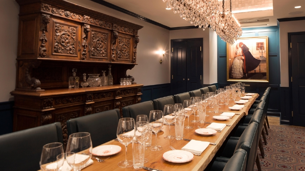 7 Tucked Away Tables And Intimate Private Dining Rooms .