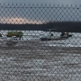 Plane skids off runway at Pellston Regional Airport