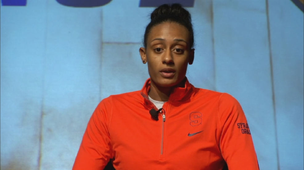 Su Women S Basketball Star Nominated For Award Grant For
