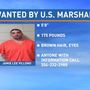U.S. Marshals looking for wanted man