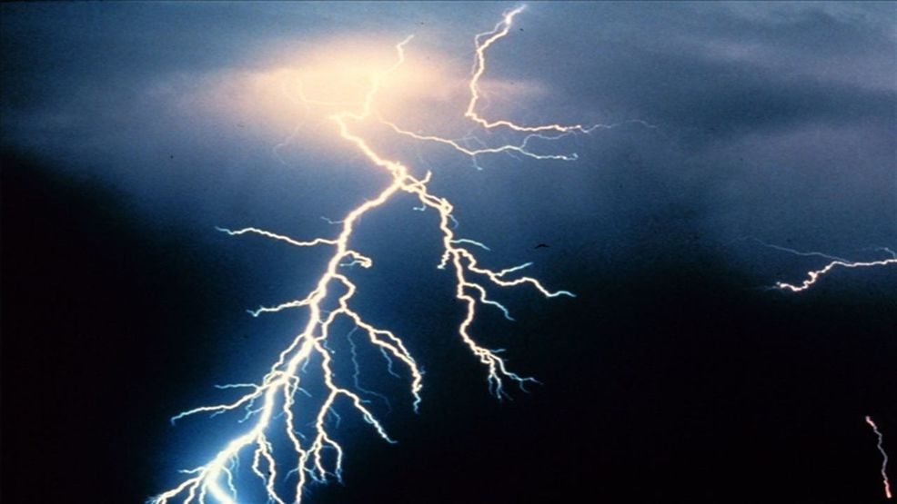 12-year-old dies after being struck by lightning