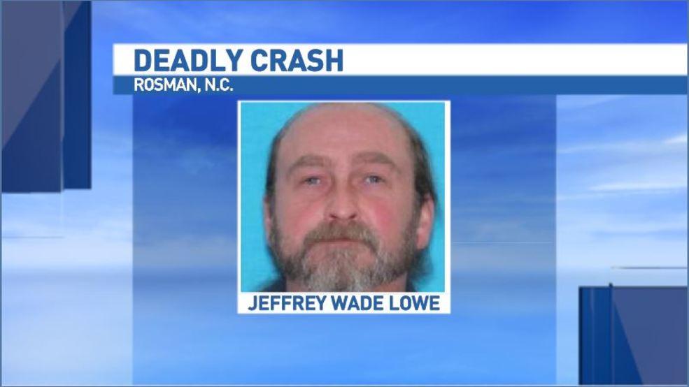 Deputies: Speed a factor in crash that killed Rosman man   WMYA