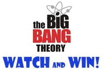 Big Bang Watch and Win Contest