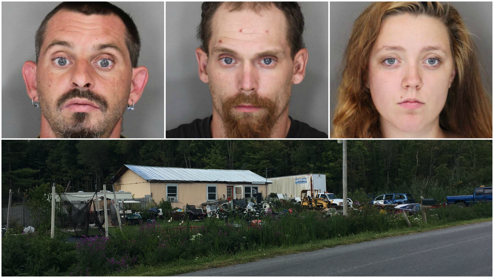 Deputies: Child was neglected, abused over several months in Oswego Co.
