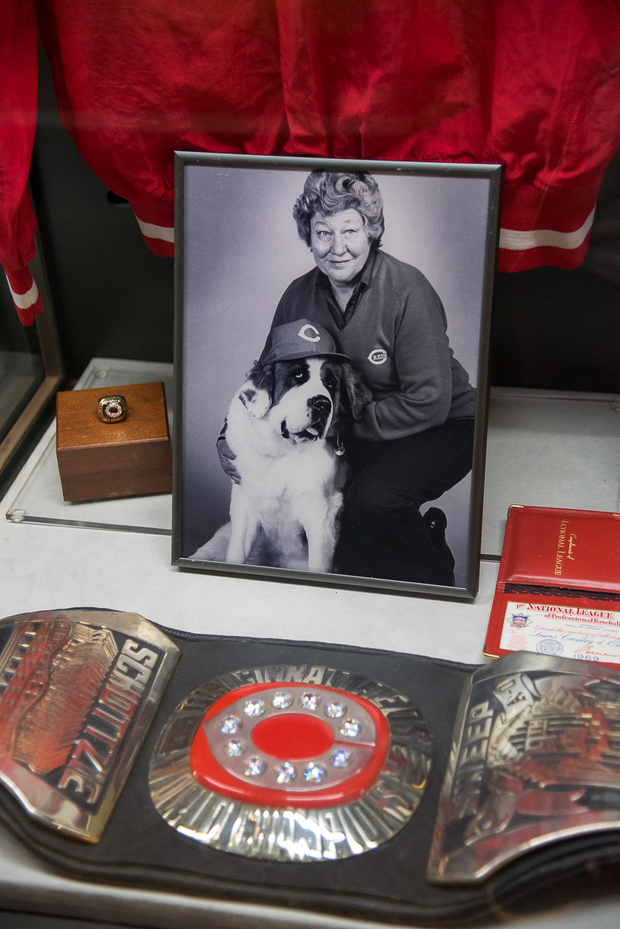 No matter what age the Red fan is, there will be something they remember and love from the past. While the 1975/76 team gets the majority of the love, fans of other decades will have plenty to appreciate in the museum. / Image: Phil Armstrong, Cincinnati Refined // Published: 4.20.19