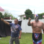 Wrestling promotion raises money for local veterans