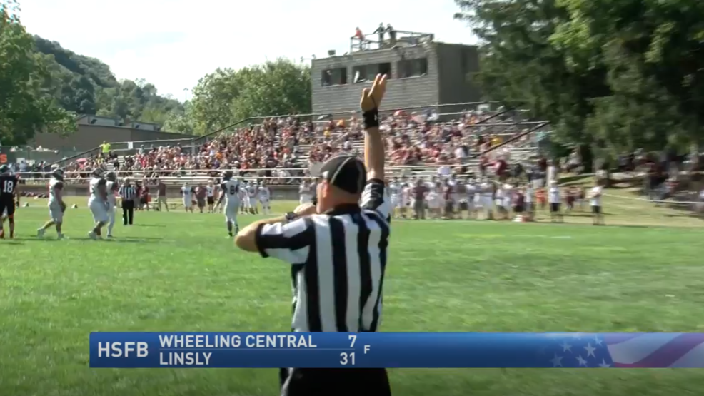 9.14.19 Highlights - Wheeling Central vs Linsly