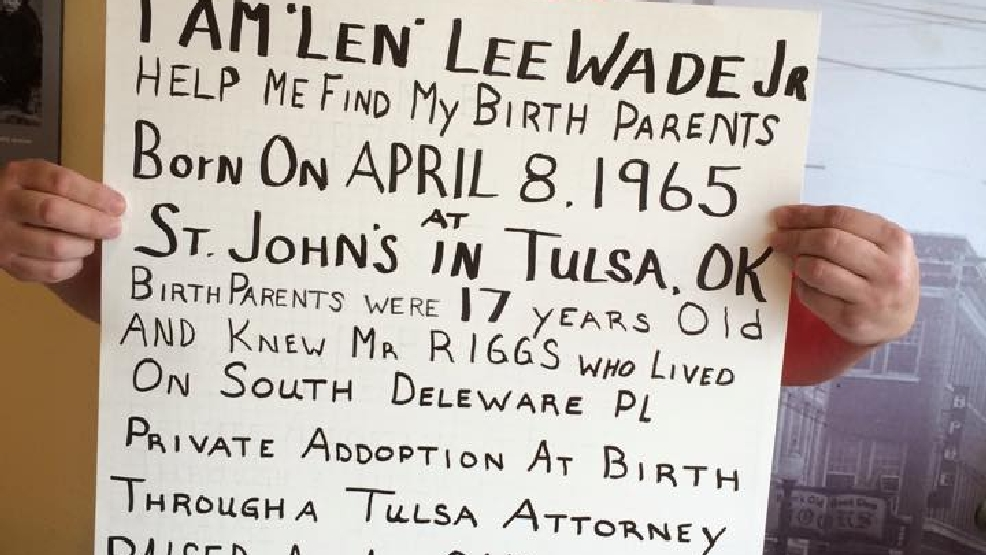 Where are you from? The search for birth parents | KTUL