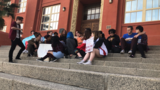 Las Vegas students join nationwide walkout