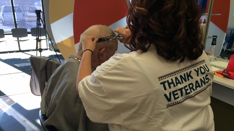 Great Clips Salon Offering Free Haircuts To Veterans Ktvo