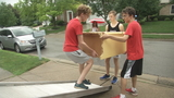 Westerville teens, adults gather to help people in need