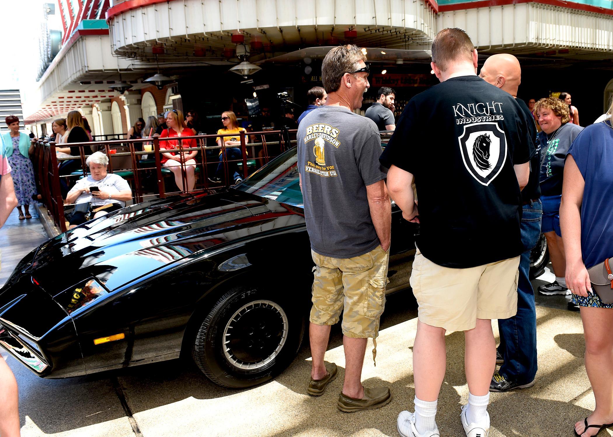 GALLERY | Las Vegas Car Stars at Fremont Street Experience | KSNV