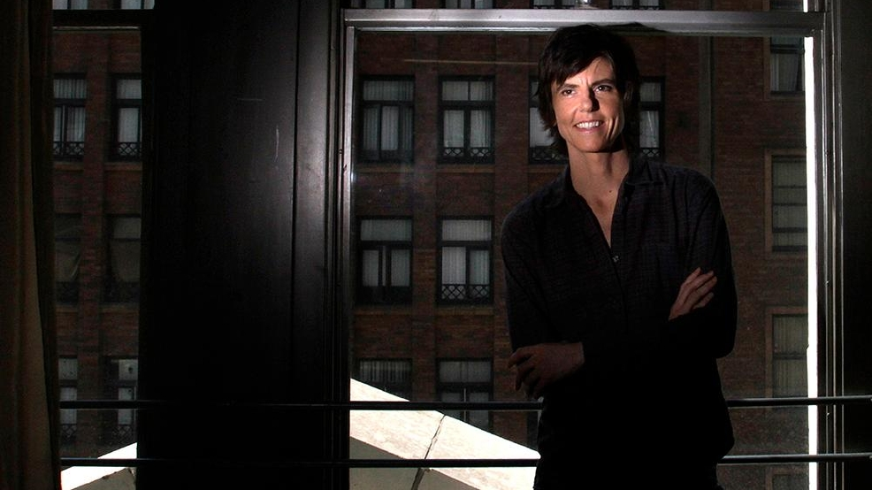 Comedian Tig Notaro at her downtown loft on Oct. 3, 2012.