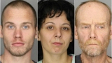 3 arrested for making meth after bust in Utica