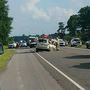 UPDATE: Person killed in crash on Hwy 92 in Hardin County, three others seriously injured
