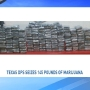 Texas DPS seizes more than 100 pounds of marijuana in Carson County