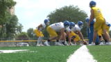 Enthusiasm wins in first Loper practice