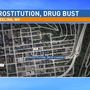 Several arrested in Wheeling for prostitution, drugs