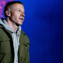 Macklemore unhurt after his Mercedes hit by suspected DUI driver